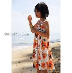 Shirred Sundress