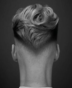 New Hairstyle For boys Top Hairstyles For Men, Trendy Mens Haircuts, Boy Hairstyles, Beard Styles, Hair Styles, Light Hair, V Cuts, Barber Shop, Healthy Hair