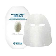 23YEARS OLD Cocoon Willow Silky Mask 43gx3ea, Anti-aging / Whitening /Hydrating  #23YEARSOLD #333korea #skincare #beauty #koreacosmetics #cosmetics #oppacosmetics #cosmetic #koreancosmetics #masksheet #maskpack #facemask #facialmask