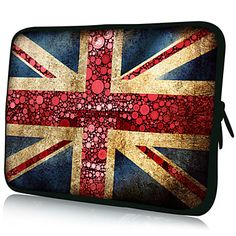 Case Inglaterra para tablet ou notebook