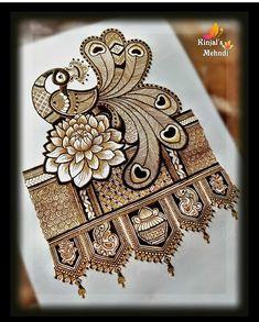 Latest Finger Mehndi Designs, Black Mehndi Designs, Rajasthani Mehndi Designs, Peacock Mehndi Designs, Khafif Mehndi Design, Beginner Henna Designs, Mehndi Designs Book, Mehndi Designs 2018, Mehndi Designs For Girls