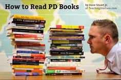 Whether you're a teacher, administrator, instructionalcoach, central office person, or someone else, I'm guessing you're familiar with the fact that there are lots more edu-books out there than any of us have time to read. And their unmanageablequantity isnot the only tricky thing about professional development books;they also vary in their utility.Some are immediately useful, …