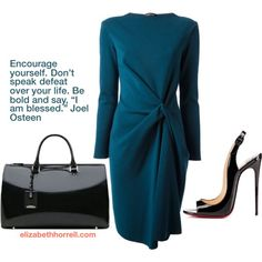 A fashion look from November 2014 featuring Lanvin dresses and Christian Louboutin sandals. Browse and shop related looks.