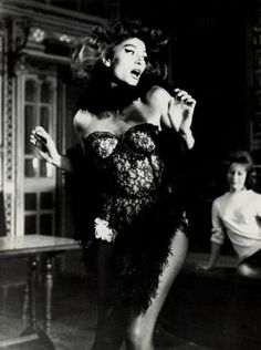 """Lola – Anouk Aimée's cabaret singer beguiles in Jacques Demy's """"musical without music"""""""