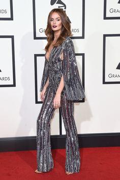 Portfolio by Ladylike Grammy Awards 2016, David Bowie, Lady Gaga, Taylor Swift, Ariana Grande, Duster Coat, Fashion Outfits, Jackets, Down Jackets