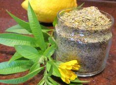 Exotic Lemon Pepper Spice Mix