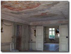 Interior of Skogaholm Manor
