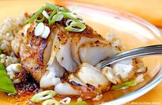 Black Cod Recipe. My favorite fish, also called Sable fish or Butterfish.