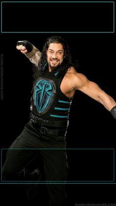 If you are anything like us then you like to keep your phone nice and organized. Check out these Roman Reigns App Organizer styled backgrounds. They are specifically made for you to able to organiz… Roman Reigns Logo, Roman Reigns Family, Wwe Roman Reigns, Roman Reigns Wwe Champion, Wwe Superstar Roman Reigns, Roman Reigns Superman Punch, Roman Pictures, Roman Reigns Shirtless, Wrestling Birthday Parties