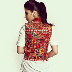 Vest from Indian Roots