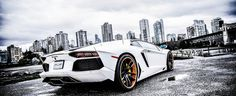 wbdude910:  Aventador by Project Supremacy by Subir Gunsx on Flickr.