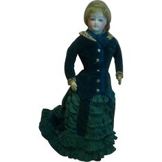 16 In. Original Fashion Lady, Swivel Neck, Gorgeous, Clean Body! from dollstx on Ruby Lane