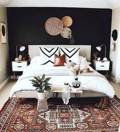 Interior Design Living Room, Modern Interior, Room Interior, Home Bedroom, Master Bedroom, Bedroom Ideas, City Apartment Decor, Apartment Ideas, Hall Design