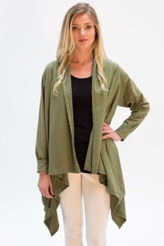 Women and Men's Eco Fashion organic cotton, hemp, bamboo wool eco-friendly and sustainable natural clothing all made in Vancouver BC Canada. Natural Clothing, Getting Cozy, Military Jacket, Organic Cotton, Coat, Summer Styles, Jackets, How To Wear, Clothes