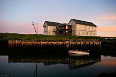 L'Hotel Budir en Islande