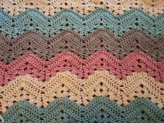 Ravelry: 6-Day Kid Blanket pattern by Betty McKnit