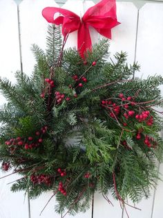 Twig Wreath, White Wreath, Berry Wreath, Country Christmas, Christmas And New Year, Winter Christmas, Christmas Gifts, Wreaths For Front Door, Door Wreaths