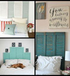 Cabeceros de Cama: Encuentra aquí + 50 Diy para hacer el tuyo propio Dressing Area, My Room, Ideas Para, Toddler Bed, Gallery Wall, Furniture, Macrame, Home Decor, Boho