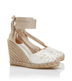 Tory Burch Emil Wedge Espadrille Sandal : Women's Wedges | Tory Burch