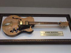 John Mayall Guitar