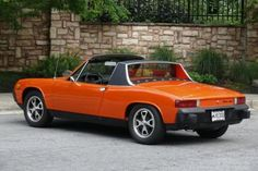 1973 Porsche 914 Maintenance/restoration of old/vintage vehicles: the material for new cogs/casters/gears/pads could be cast polyamide which I (Cast polyamide) can produce. My contact: tatjana.alic@windowslive.com