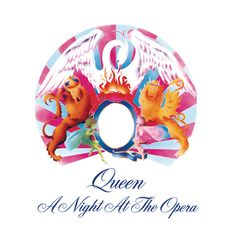 A Night At The Opera (Deluxe Edition 2011 Remaster), an album by Queen on Spotify Queen Album Covers, Music Album Covers, Music Albums, Box Covers, Avicii, Queen Bohemian Rhapsody Lyrics, Freddie Mercury, Show Must Go On, Queen Lyrics