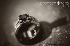 Untraditional Wedding Rings. Love