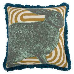 Bunny Pillow.