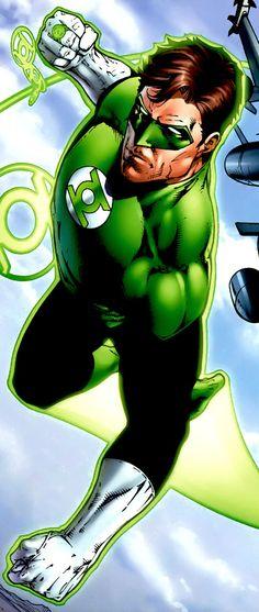 Green Lantern Hal Jordan by Shane Davis