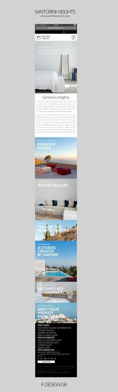 F-Design is a full-service creative agency providing fresh ideas in advertising, digital marketing, web design and branding. Digital Advertising Agency, Digital Marketing, Search Engine Optimization, Santorini, Web Design, Social Media, Website, Holiday, Vacations