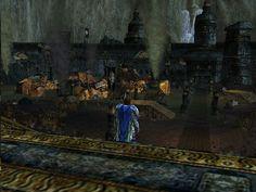 Inside Isengard.