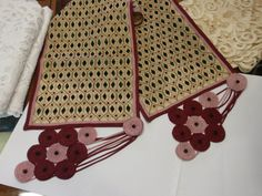 Gallery.ru / Фото #23 - ccc - ergoxeiro Needlepoint, Embroidery Patterns, Alphabet, Calendar, Cross Stitch, Holiday Decor, Home Decor, Fabrics, Rugs