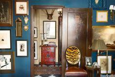 Designer Scot Meacham Wood's apartment in House Beautiful
