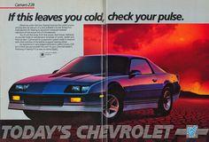 1985 car ad chevrolet - Google Search