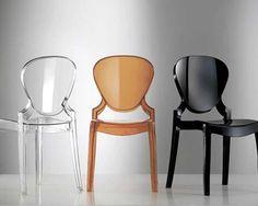 Sedie trasparenti design | Leonardo.tv