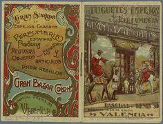 Comunidad Valenciana: Arte y Memoria: Valencia. Gran Bazar Colón: Un cuento de la Noche de Reyes y una antigua canción popular
