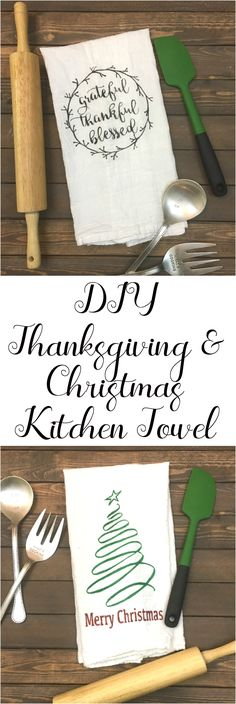 Love these! Super cute! I can decorate for Thanksgiving on one side and Christmas on the other side.