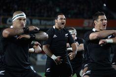 The All Blacks Haka!  #PiriWeepu