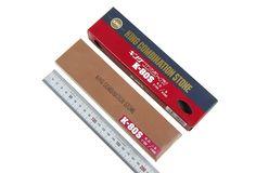 2 in 1, Combination Whetstone, Japanese Sharpening Polishing Whetstone for skiving knife and Knives, #1000+#6000, leather supplies-LBTCM-013 by VACHETA on Etsy #roundcutter #whetstone