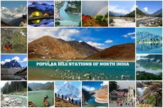 Popular Hill Stations of North India