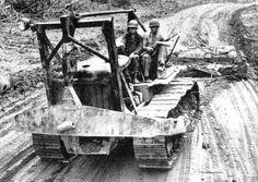 Building the Ledo Road w CAT D-7 CBI 43