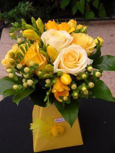 bridesmaid concept yellow