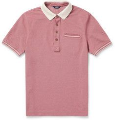 6f9bb9aff7c6 Shop men s polo shirts at MR PORTER
