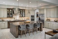 At Arthur Rutenberg Homes, we've taken the art and business of custom homebuilding to a higher level. Love Arthur Rutenberg Homes! Arthur Rutenberg Homes, Dark Kitchen Cabinets, Building A House, Sweet Home, Floor Plans, White Kitchens, Flooring, Monaco, Kitchen Ideas