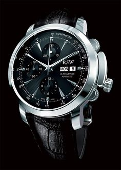 RSW the Neuveville Chronograph