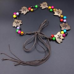 Woven Belt, Belts For Women, Leaf Design, Bead Weaving, Fashion Boutique, Bohemian Style, Retro Fashion, Wax, Free Shipping