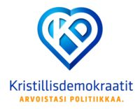 Tags: Kristillisdemokraatit, Christian Democrats of Finland, Political Party, Finnish, Logo, Christian democracy, Soft euroscepticism, Social conservatism, Centre, Centre-Right