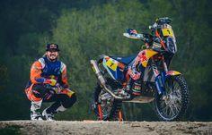 """Dakar - Toby Price: """"A navegação será a chave do sucesso"""""""