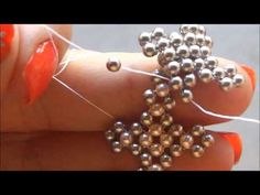 ▶ DIY:TUTORIAL Croce - tecnica Raw - YouTube