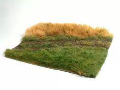 Preparar Terreno Frondoso Hierba - Escala 28mm